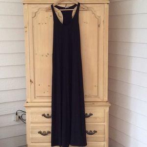 NWT Splendid Black Racerback Dress -medium